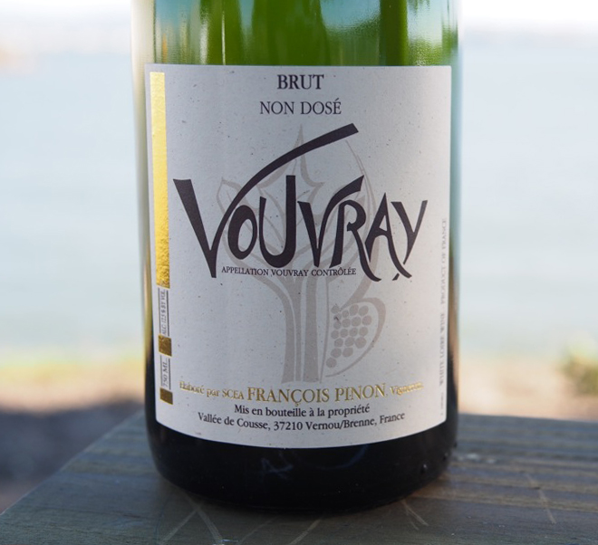 Wine of the Week: François Pinon Vouvray Non-Dosé