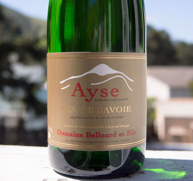 Wine of the Week: Domaine Belluard NV Ayse Brut