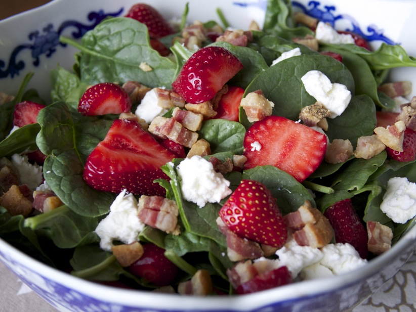 Recipe: Ferry Plaza Farmer's Market Salad