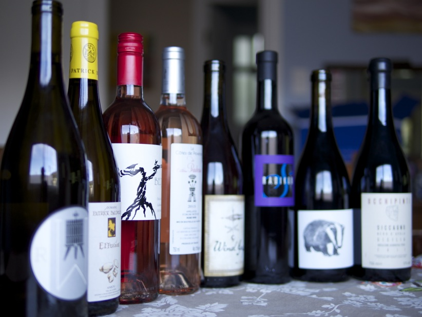 Secret Wine Club: New California vs. Europe