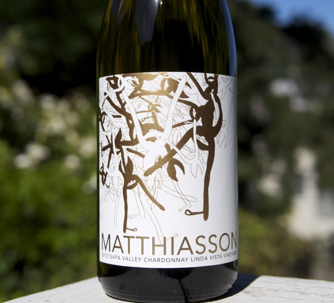 Wine of the Week: Matthiasson 2013 'Linda Vista' Napa Valley Chardonnay