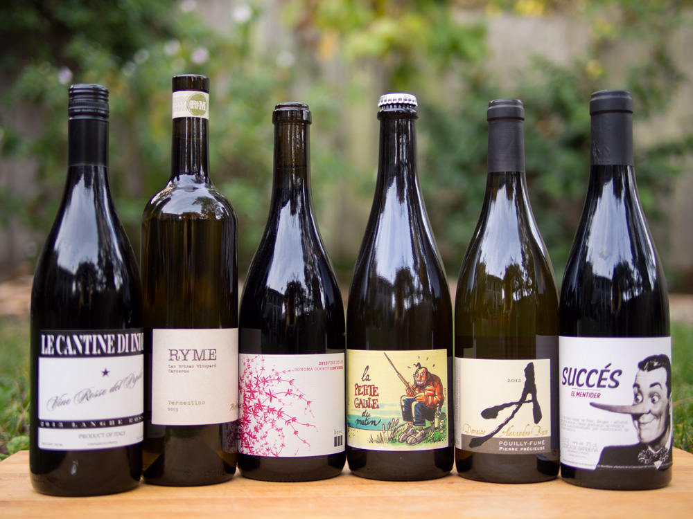 Introducing our Fall '14 Wine Club Offer